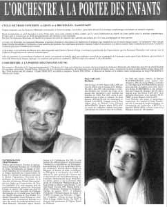 OPE 1ere affiche Patrick Baton & Marie Gillain