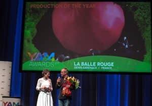 La Balle Rouge-YAMawards2017-ProductionoftheYea