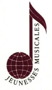 Logo international croche