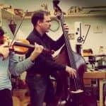 Projet de la semaine : Tcha Limberger trio