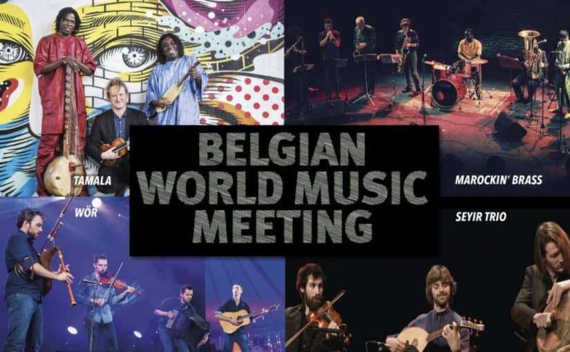 Belgian World Music Meeting – Journée Pro's